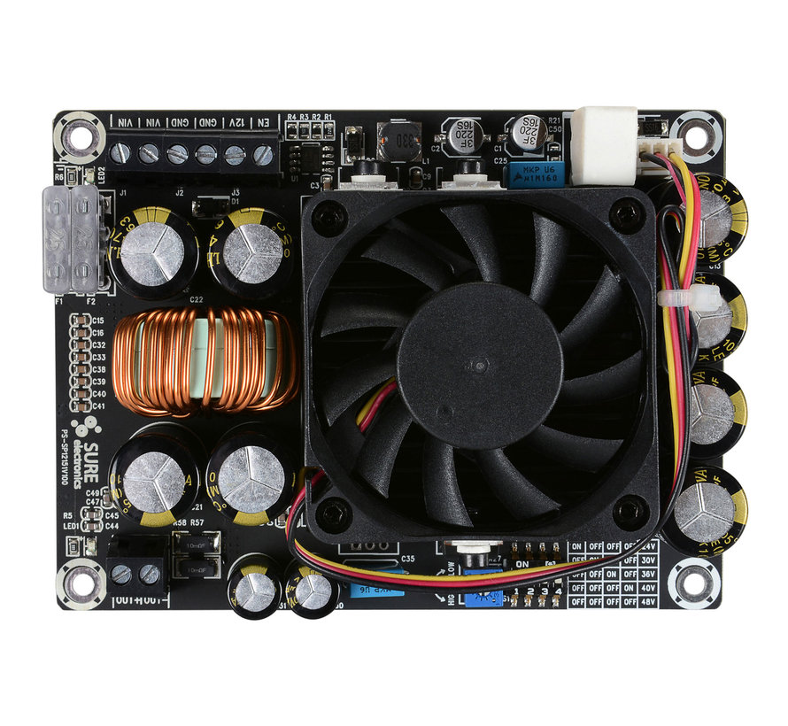 PS-SP12151 300W 12V DC/DC Boost Converter Voltage Step-Up Board with TL494 IC