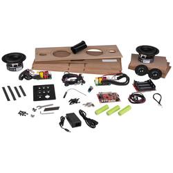 Portable speaker DIY kits