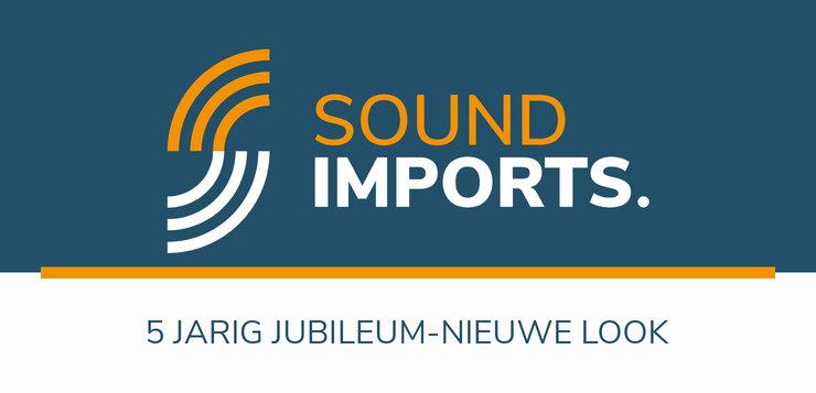 Nieuwe huisstijl SoundImports
