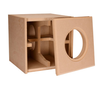 "Denovo Audio 8"" Ultimax | DIY Cabinet | Flatpack"