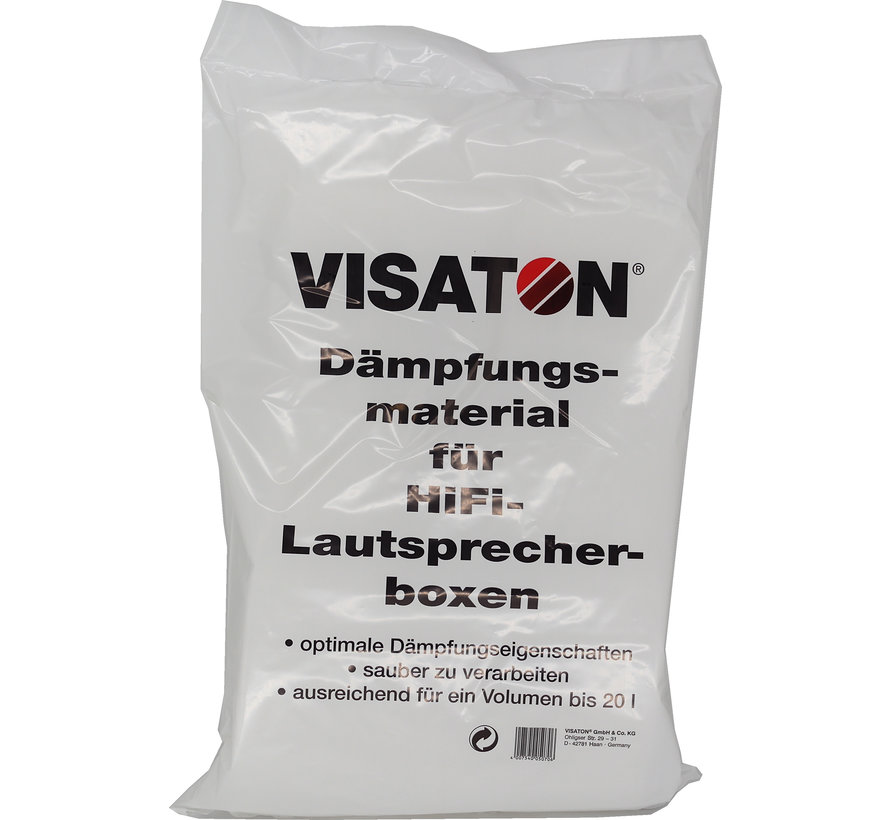 Damping Material | 100% Polyester