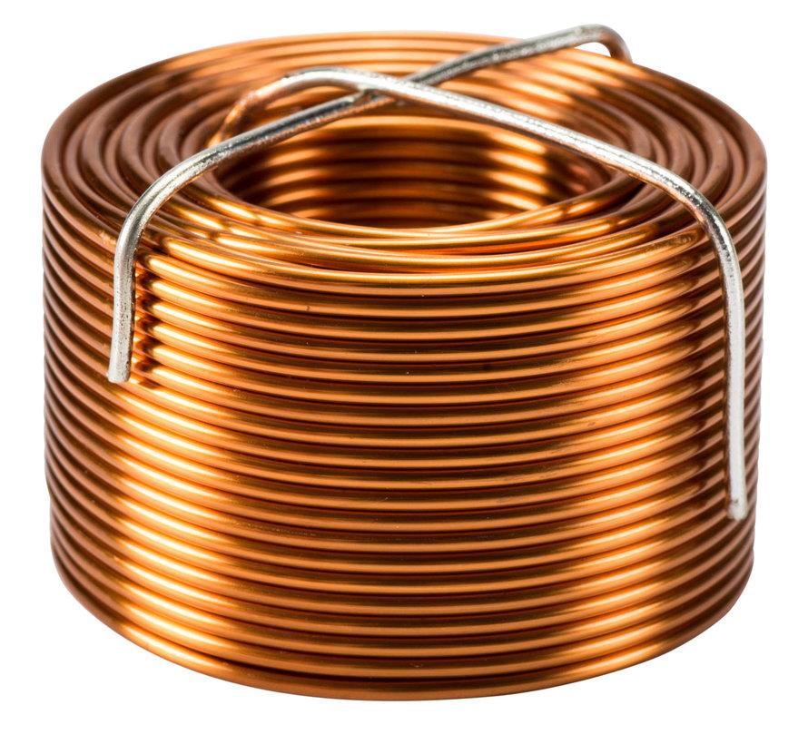 000-0826   1,0 mH   3,98 Ω   3%   29 AWG   Air Core Coil