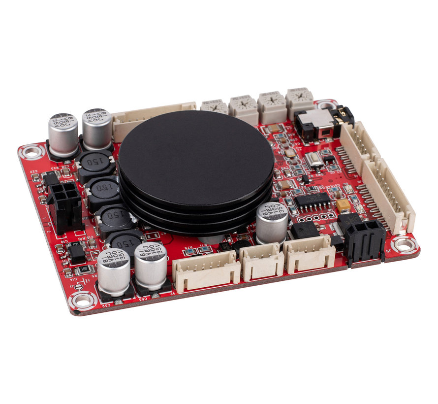 DSPB-100 100W Class D Mono Audio Amplifier Board with DSP
