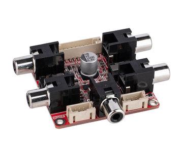 Dayton Audio DSPB-KE Kernel DSP Expansion 2-In 3-Out
