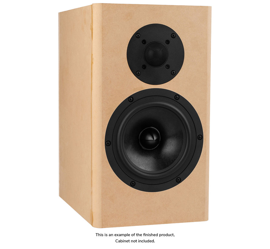 Samba MT | Bookshelf Speaker Kit | Components Only