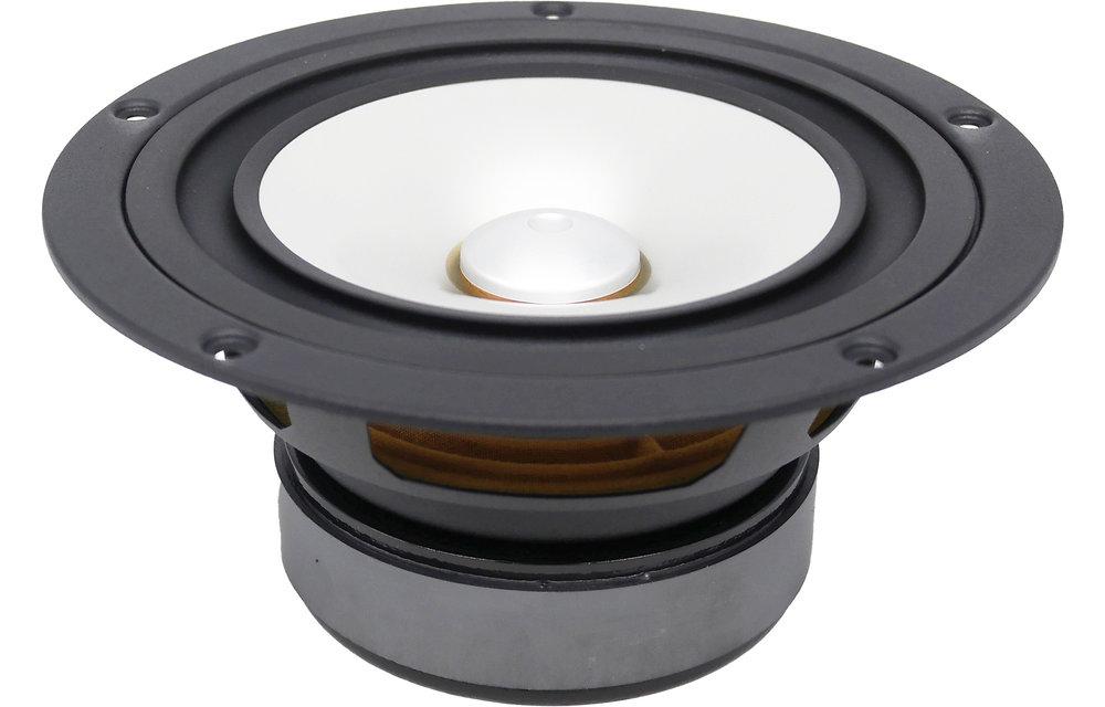 Proyecto Lii-Audio tamaño monitor Markaudio-chn-110-silver-675-full-range-woofer