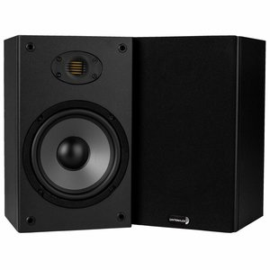 "Dayton Audio B652-AIR 6-1/2"" 2-Way Bookshelf Speakers with AMT Tweeter"