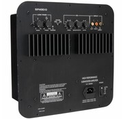 Dayton Audio SPA500 Subwoofer Plate Amplifier