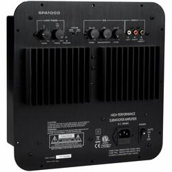 Plate amplifiers