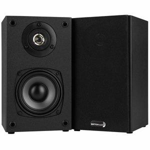 """Dayton Audio B452 4-1/2"""" 2-Way Bookshelf Speakers"""