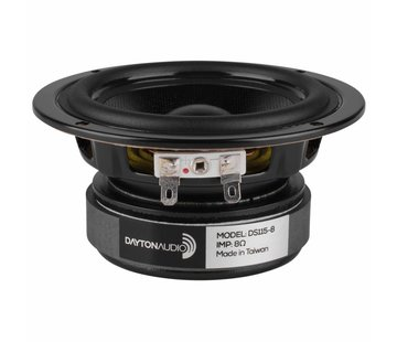 Dayton Audio Designer DS115-8 Bass-midwoofer
