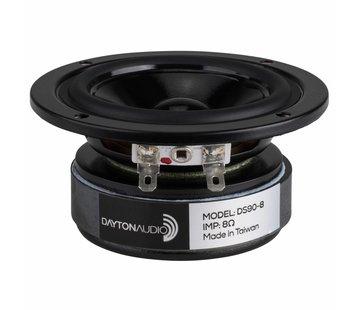 """Dayton Audio DS90-8 3"""" Designer Series Extended-Range Speaker"""