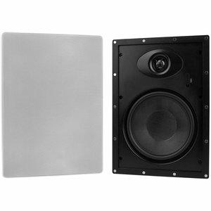 "Dayton Audio ME825W 8"" Micro-Edge 2-Way In-Wall Speakers"
