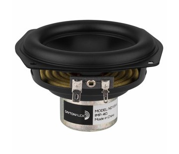 Dayton Audio ND105-4 Bass-midwoofer