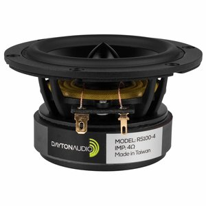 Dayton Audio RS100-4 4'' Reference Full-Range Driver