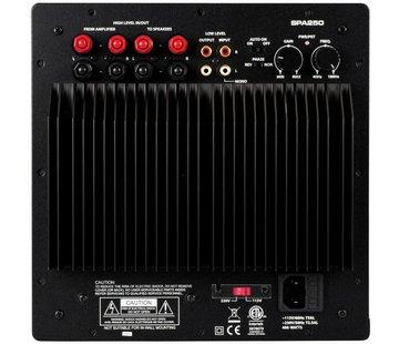 Dayton Audio SPA250 Subwoofer-Einbauverstärker