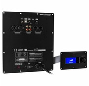 Dayton Audio SPA1200DSP Subwoofer Plaatversterker