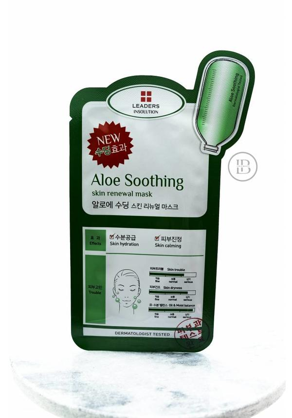 Aloe Soothing Renewal Mask
