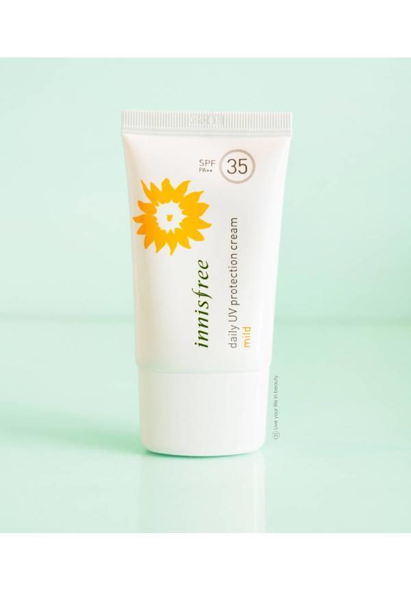 Daily UV Protection Cream Mild SPF35 PA++