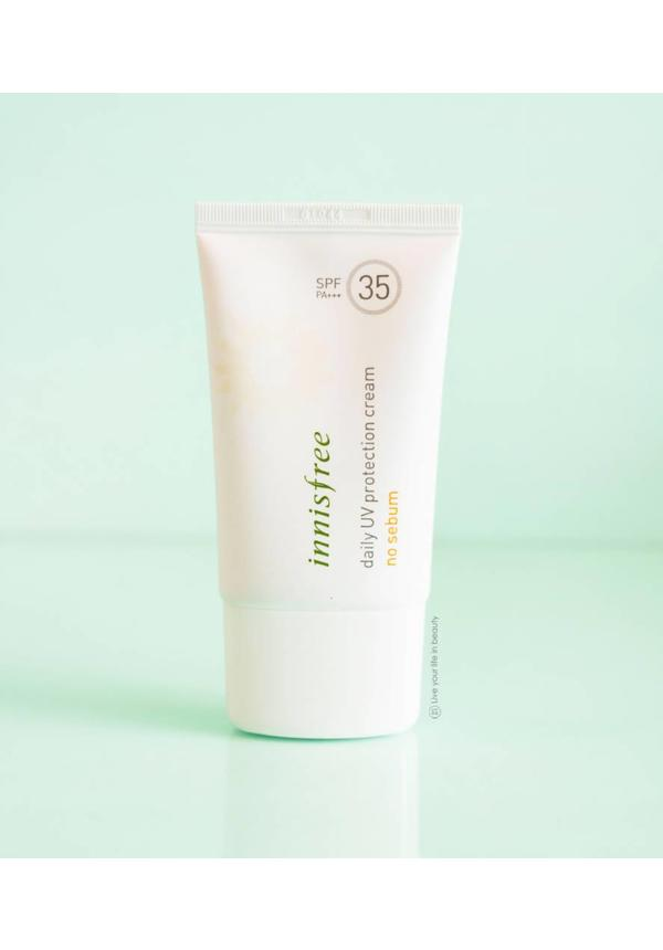Daily UV Protection Cream NO SEBUM SPF35 PA+++
