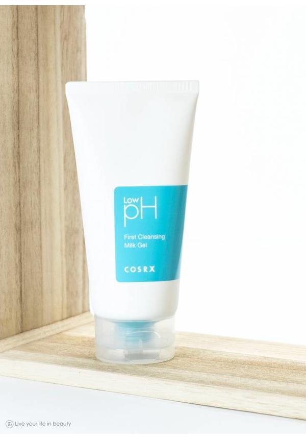 Low PH First Cleansing Milk Gel