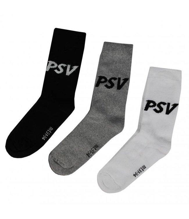 PSV Sportsokken Maat  31-34