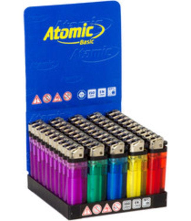 Atomic Aansteker Vuursteen Transparant