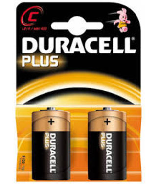 Duracell C Plus
