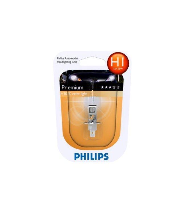 Philips Autolamp H1 12 volt op blister