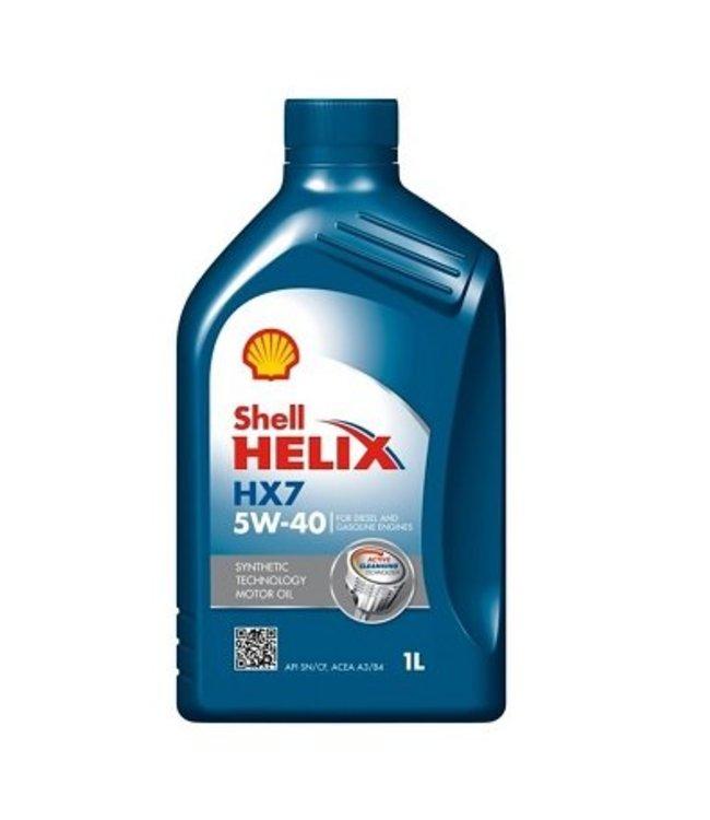 Shell HX7 5W40  1liter