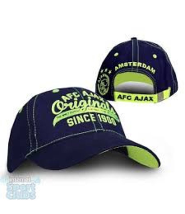 AJAX Cap SR Original since 1900