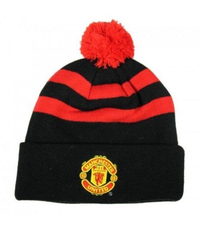 Manchester United Muts Zwart Rood