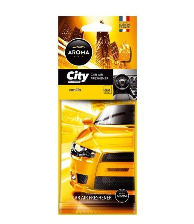 Aroma Car City Vanilla