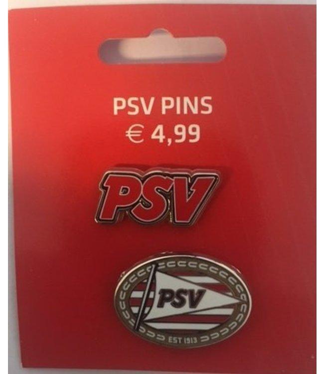PSV Pins  ( verpakking met 2 stuks)