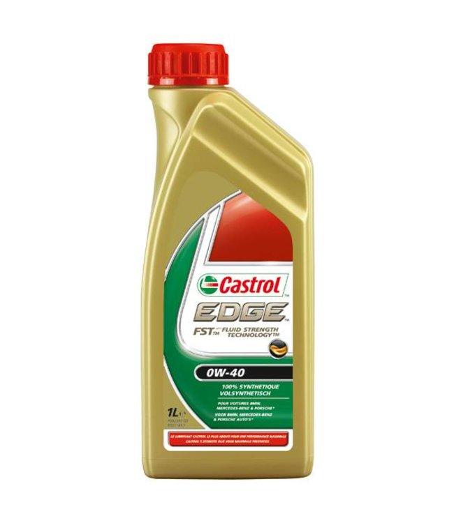 Castrol EDGE 0W40  1 liter