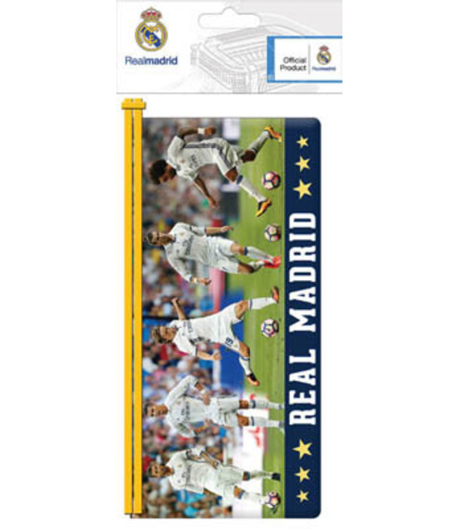 REAL MADRID Etui pvc Spelers