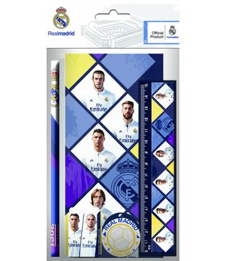 REAL MADRID Stationary set 5 dlg