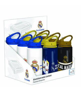 REAL MADRID Waterfles Aluminium 500 ml