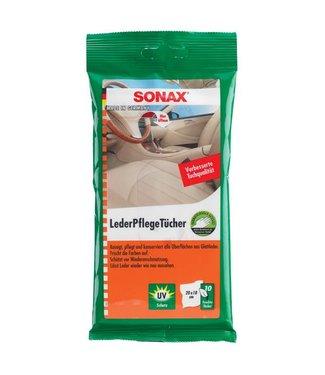 Sonax Lederverzorgingsdoeken ( 10 stuks)