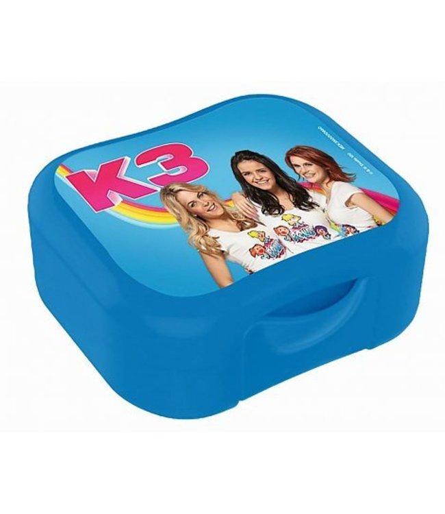 K3 Koekendoos - blauw