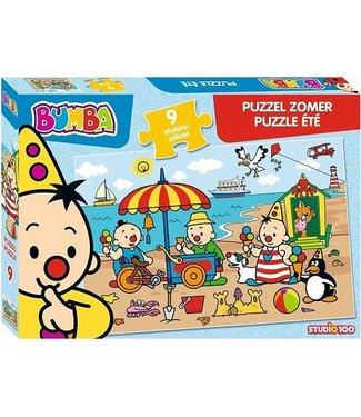 BUMBA Puzzel Zomer 9 pcs