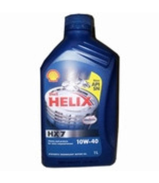 Shell Helix HX7 10W40 1 liter