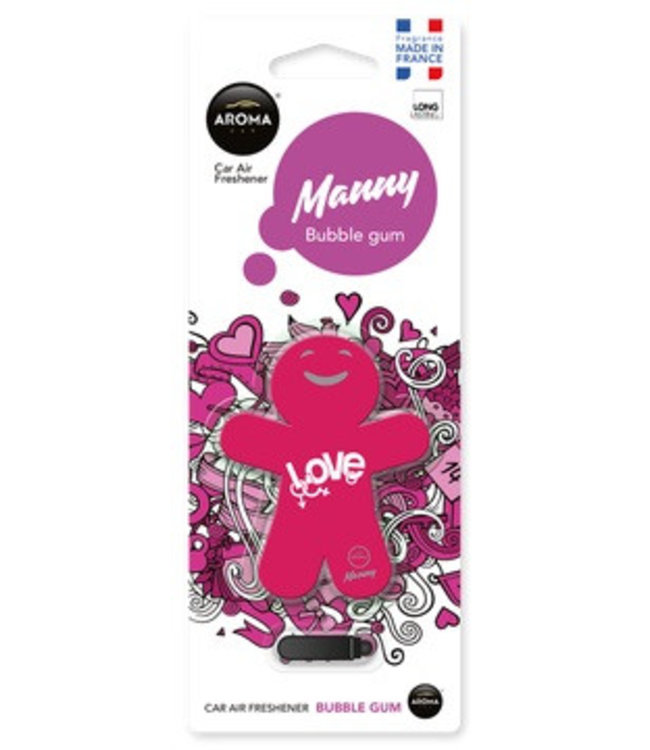 Aroma Manny Bubble Gum