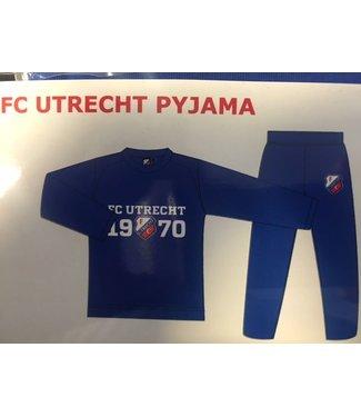 FC UTRECHT Pyjama Blauw 116