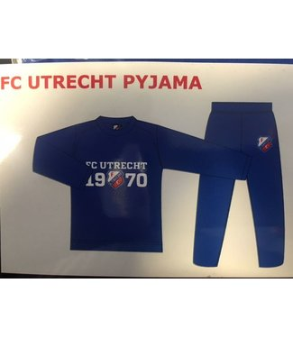 FC UTRECHT Pyjama Blauw 164
