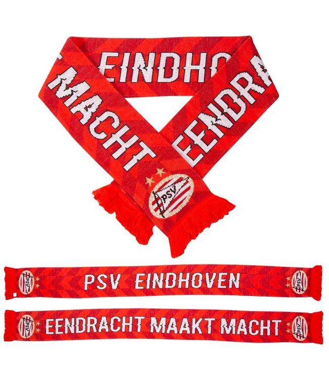 PSV Sjaal EMM Pijlen Rood