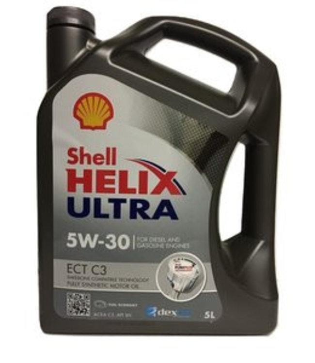 Shell Helix Ultra ECT C3 5W30   5 liter