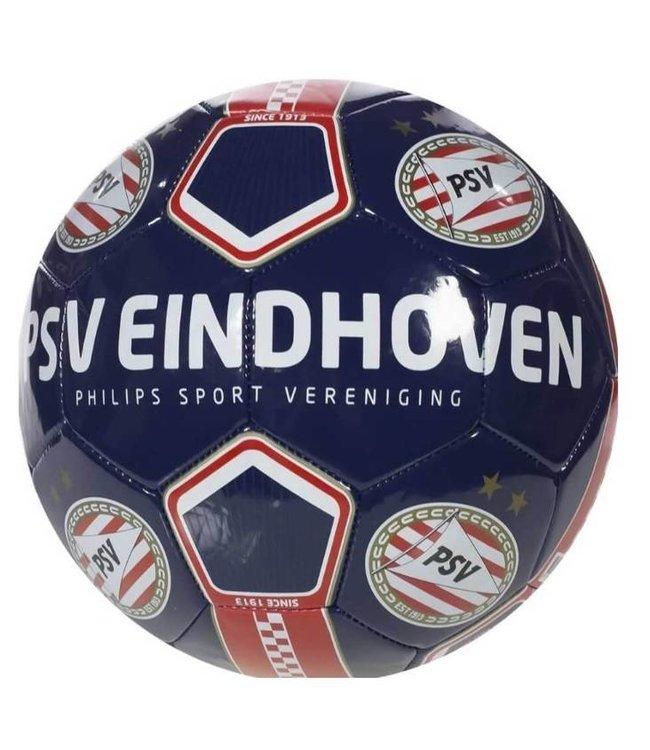 PSV Voetbal Eindhoven Blauw ( maat 5)