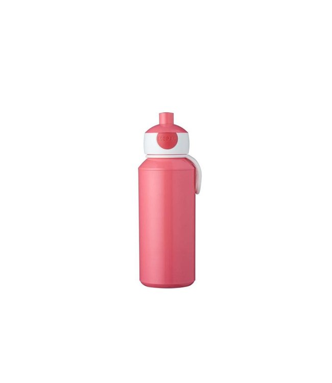 Drinkfles Campus pop up Roze 400 ml