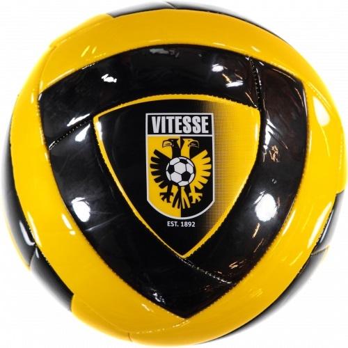 2a4d37188e7 VITESSE Voetbal Geel Zwart ( maat 5) - Westcoast Classics BV